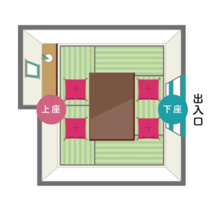床の間ありの和室2