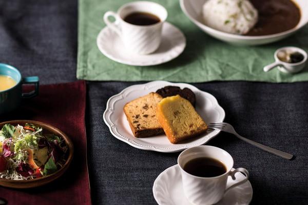 シェ・タカ「コーヒー&スティックアソート」