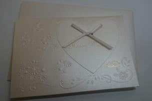花嫁の手紙の手紙ケース