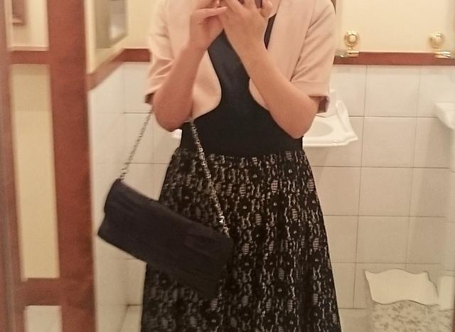 お呼ばれドレス
