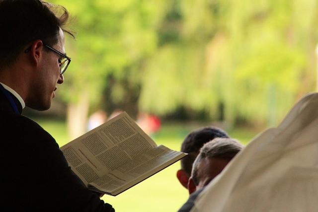 外国人牧師