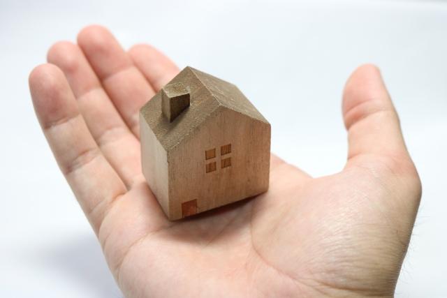 家の模型イメージ