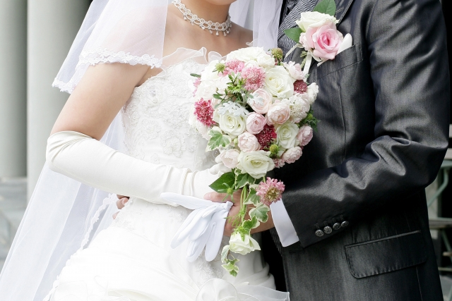 11月の結婚式