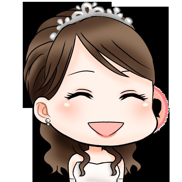 花嫁のウィンちゃん