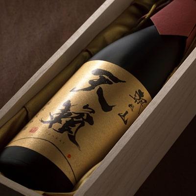 朝日酒造「朝日山 天籟 越淡麗 純米大吟醸」