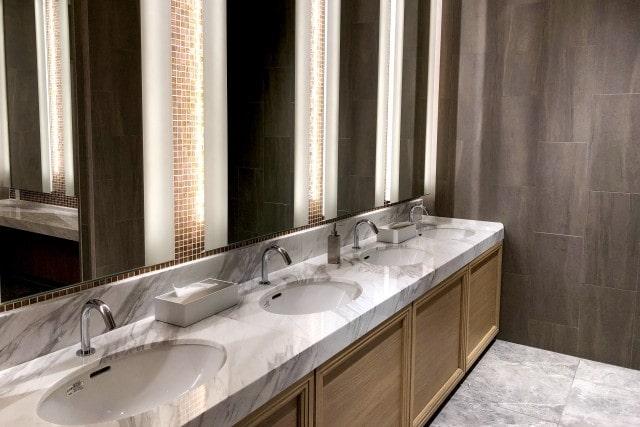 ホテルのお手洗い