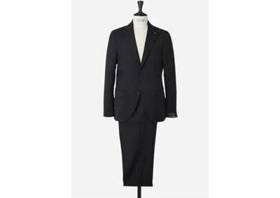 ウーステッドウールスーツ