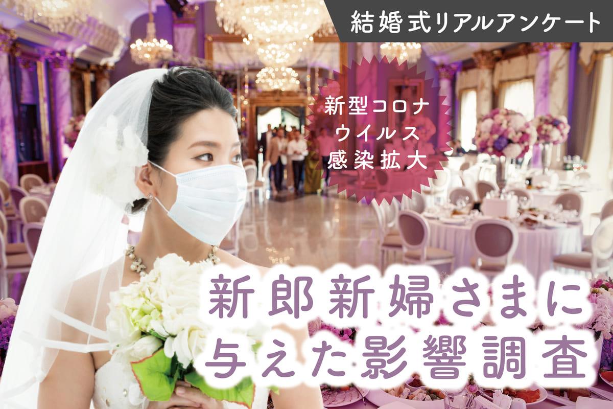 コロナ結婚式調査