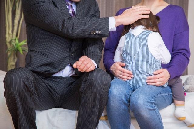夫婦と子ども