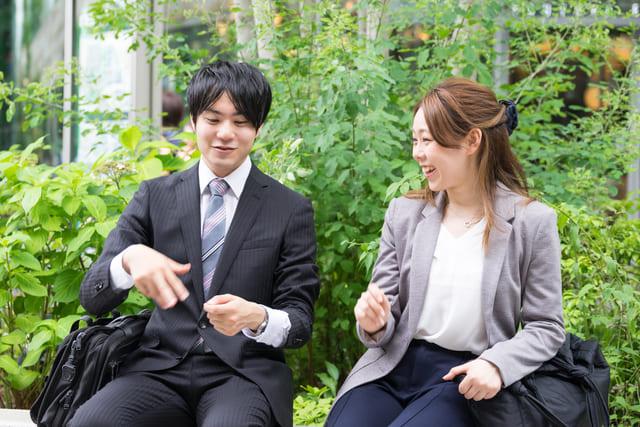 同僚と雑談2