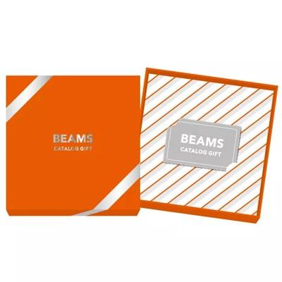 BEAMS(ビームス)「BEAMS CATALOG GIFT e-book Orange」