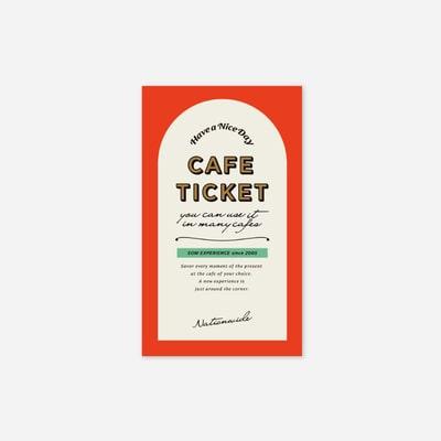 SOW EXPERIENCE(ソウ・エクスペリエンス)「カフェチケット 全国版」