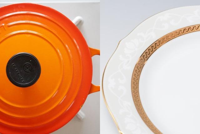 お鍋や食器