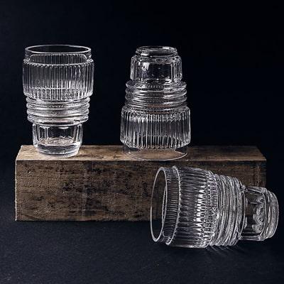 ディーゼル・リビング「MACHINE COLLECTION DRINKING GLASS LARGE」