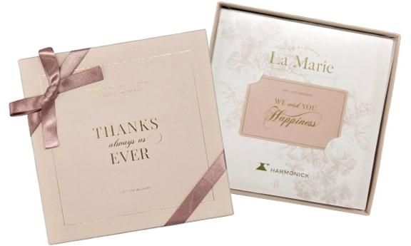 カードカタログギフト「ラ・マリエ e-book」