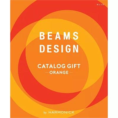 BEAMS(ビームス)「BEAMS DESIGN CATALOG GIFT ORANGE」