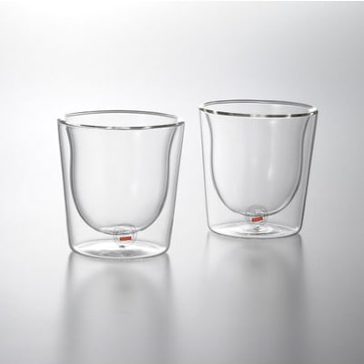 bodum(ボダム)「スカル ダブルウォールグラス2P」