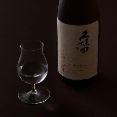 朝日酒造「久保田 萬寿 自社酵母仕込」
