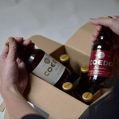 COEDO(コエドビール)「COEDO 瓶6本入りギフトセット」