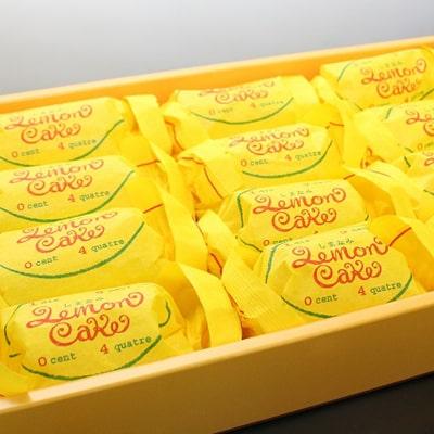 パティスリー1904「しまなみレモンケーキ 12個」