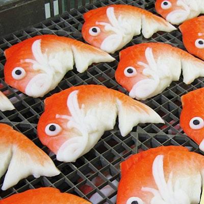 鮨蒲本舗 河内屋「豆鯛」