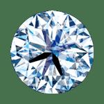 ダイヤモンドのカラット評価「0.5~0.6ct」