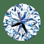 ダイヤモンドのカラット評価「0.6~0.7ct」