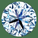 ダイヤモンドのカラット評価「0.8~0.9ct」