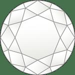 ダイヤモンドのクラリティ評価「FL-IF」