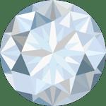 ダイヤモンドのカラー評価「G-J」