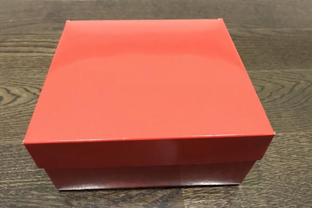 焼き菓子の詰め合わせのパッケージ