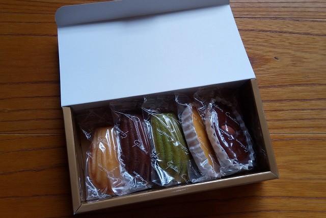 Koc.Nさんの貰った引き菓子