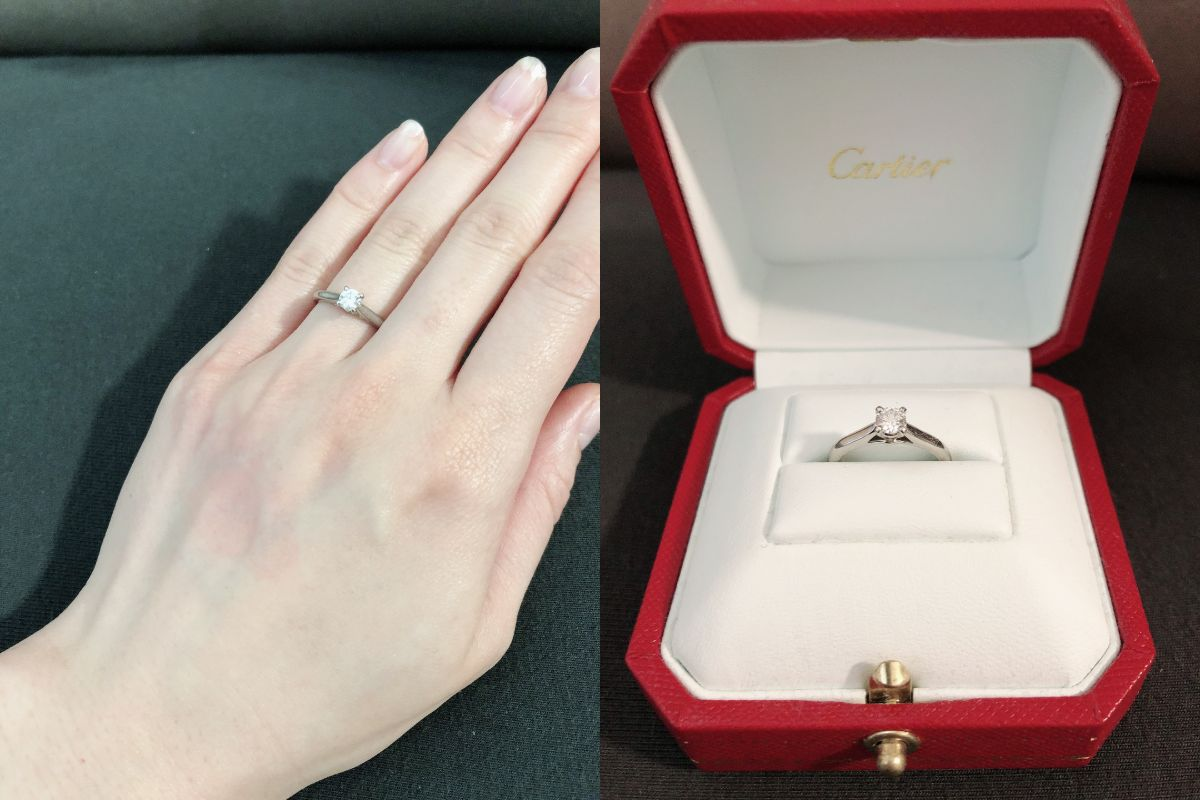 I.Nさんの結婚指輪の口コミ