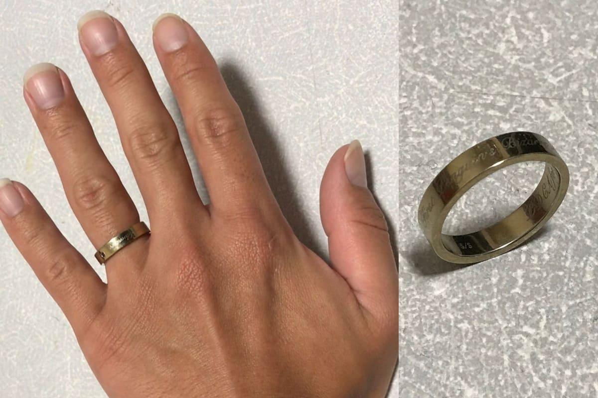 ふーみんさんの婚約指輪と結婚指輪の口コミ