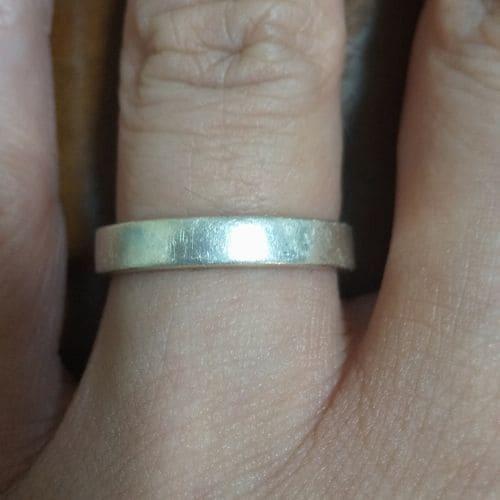 いなようさんの結婚指輪